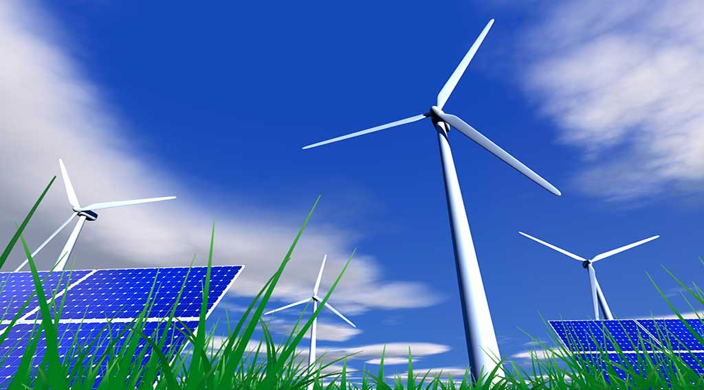 Wind Power and Solar Panels
